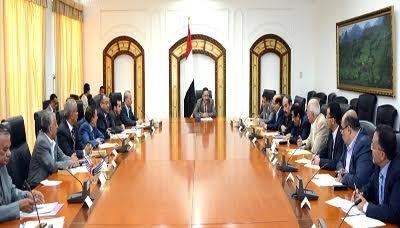 اجتماع1 اللجنة العليا لإدارة الأزمة الاقتصادية تعقد اجتماعها الأول برئاسة الدكتور لبوزة