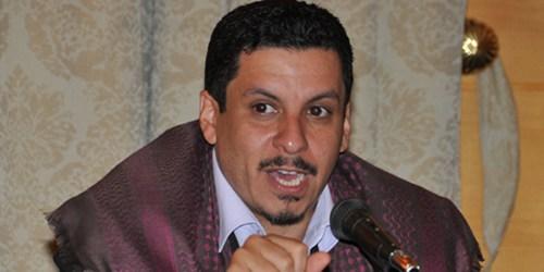 مسلحون يخطفون مدير مكتب الرئيس احمد بن مبارك