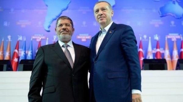 اردوغانن مصر: مرسي وأردوغان خططا مسبقا لـدولة الإخوان