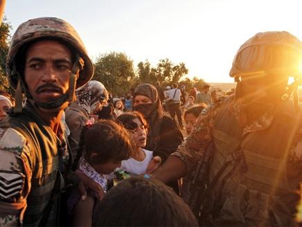 الاردن قوة أمريكية بالأردن تحسباً لانفلات كيميائي سوريا