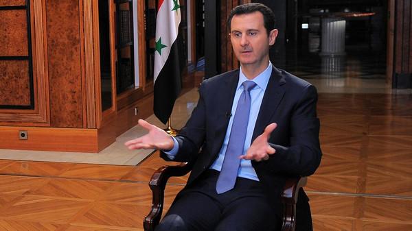 الاسد3 بشار الأسد لا يستبعد الترشح لولاية رئاسية جديدة
