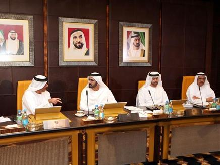 الامارات(1) الإمارات تعتمد ميزانيتها العامة بـ44.6 مليار درهم