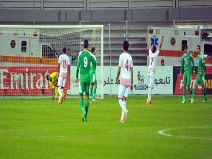 الامارات(2) الأبيض الإماراتي يتوج باللقب الخليجي الثاني بفوزه على العراق