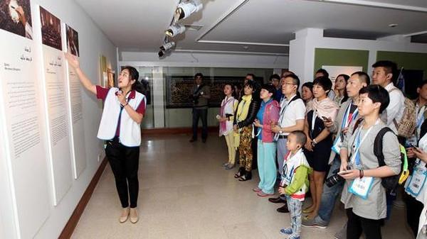 الامارات2 16 ألف صيني ضمن وفد سياحي يزورون الإمارات