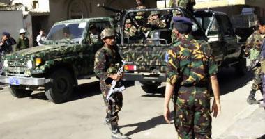 الامن الحديدة:أجهزة الأمن بمديرية باجل تضبط أحد المطلوبين جنائيا