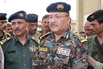 الامن3 قائد قوات الأمن الخاصة يتفقد عددا من المرافق الامنية ويشيد بيقظة الضباط والافراد