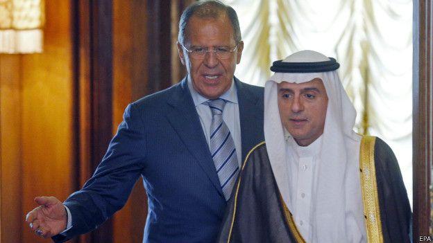 الجبير الحرب في سوريا: الخلاف بشأن مصير الأسد يخيم على زيارة وزير الخارجية السعودي لموسكو