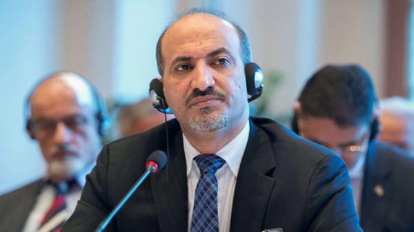 الجربا الجربا: نطالب برحيل الأسد فوراً ونقل صلاحياته