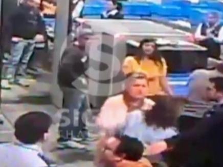 السفيره اعتقال سفيرة مصر في قبرص بعد صفعها شرطية