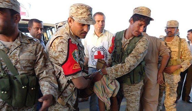 الصليب الصليب الأحمر يعلن تلقيه تصريحا لإيصال أدوية إلى اليمن