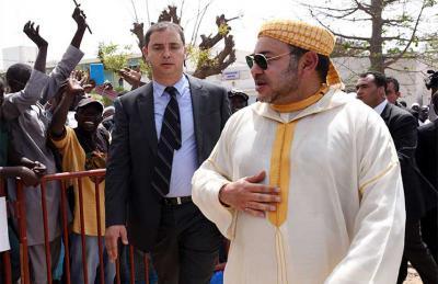 العاهل المغربي اشتباك في القصر الجمهوري في «داكار» بين حرس العاهل المغربي ونظرائهم السنغاليين