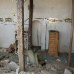 العدوان-يدمر-مسجد-النبي-شعيب-الأثري5