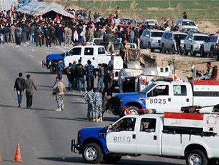 العراق إغلاق الحدود العراقية الأردنية اعتباراً من اليوم