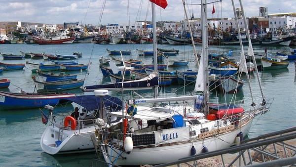 المغربب المغرب يناقش اتفاقية الصيد مع أوروبا لدعم الاقتصاد