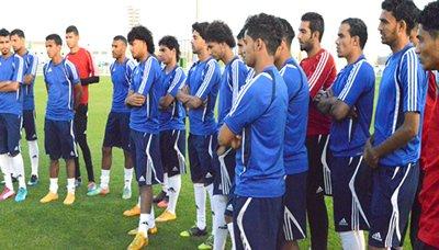 المنتخ الجهاز الفني للمنتخب الوطني الأول يستدعي خمسة محترفين لمعسكر الدوحة