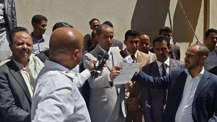 اليمن6 حقوق الإنسان : استمرار اغلاق اليمن اليوم انتهاكٌ لحرية التعبير