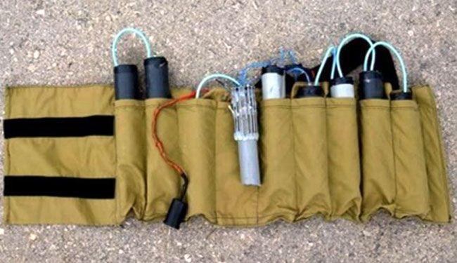 انتحاري انتحاري عراقي يقتل انتحاريا يمنيا ويسلم نفسه للجيش