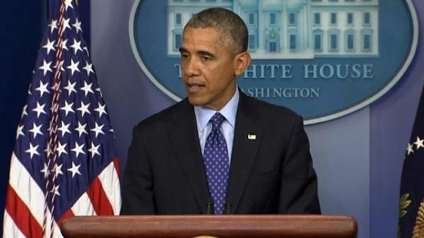 اوباماااااااااا2 اتفاق أميركي   بريطاني لمنع عودة المتطرفين