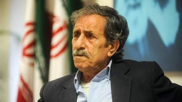 ايراني ممثل إيراني منع من التمثيل 8 سنوات لشبهه بأحمدي نجاد