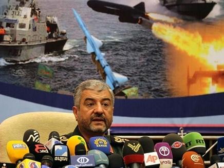 ايران قائد الحرس الثوري: إسرائيل ستهاجم إيران حتماً
