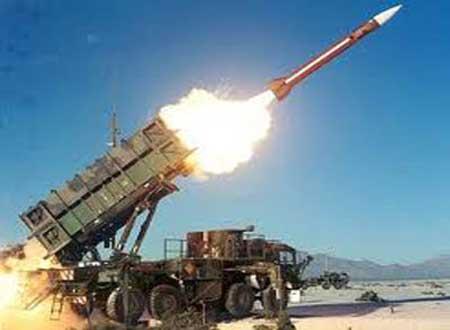 باتريوت القوات الأمريكية تنشر بطارية صواريخ باتريوت مضادة للصواريخ البالستية