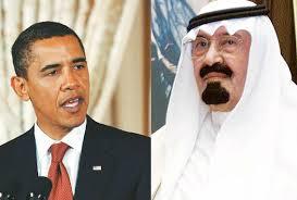 بامااا أوباما يهاتف العاهل السعودي قبل الحرب على داعش