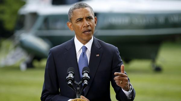 باماا أوباما: أرسلنا 275 جندياً إلى العراق لحماية سفارتنا