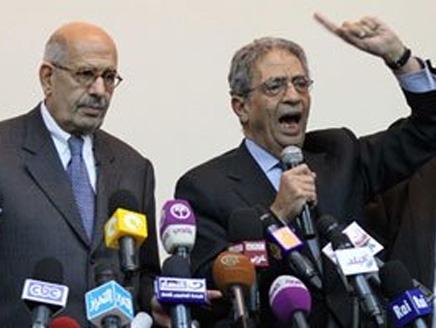 برادعي جبهة الإنقاذ ترفض حوار مرسي.. والبرادعي يحذر من الفوضى
