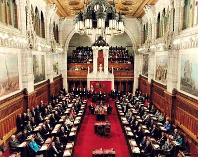 برلمان البرلمان الكندي يعلن جماعة الإخوان المسلمين منظمة إرهابية