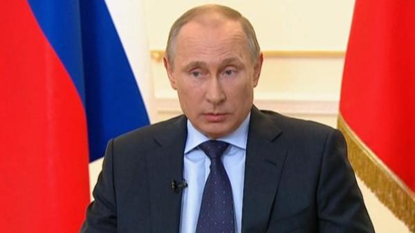 بوتين بوتين: ما حدث في أوكرانيا انقلاب مسلح