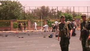بي(1) اليمن: حزام ناسف خادع يثير الذعر في صنعاء