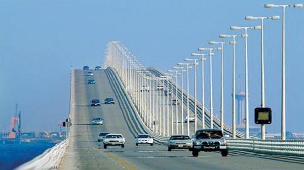 جسر1 5 مليارات دولار كلفة الجسر الجديد للسعودية والبحرين