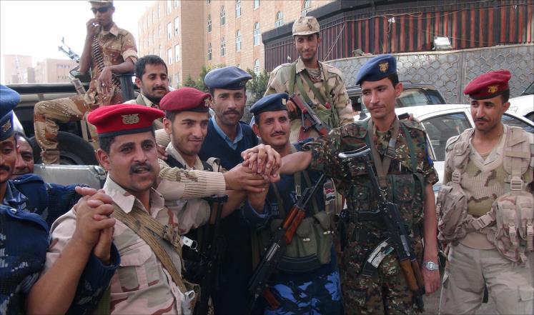 جنود1 اليمن: تفاؤل بنجاح الحد من الاغتيالات