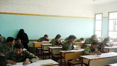 جنو 30 ألف جندي لتأمين امتحانات الشهادة العامة بعموم محافظات الجمهورية