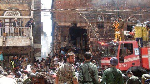 حادثة أركان حرب القوات الجوية ينفي وجود أي تأثير خارجي على سقوط الطائرة سوخوي 22