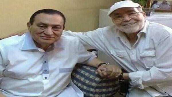 حسن الفنان حسن يوسف: زرت الرئيس مبارك وقال لي ...