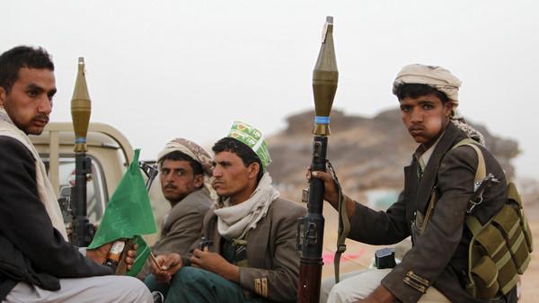 حوثب الحوثيون يستعدون للانسحاب من مدينة عمران
