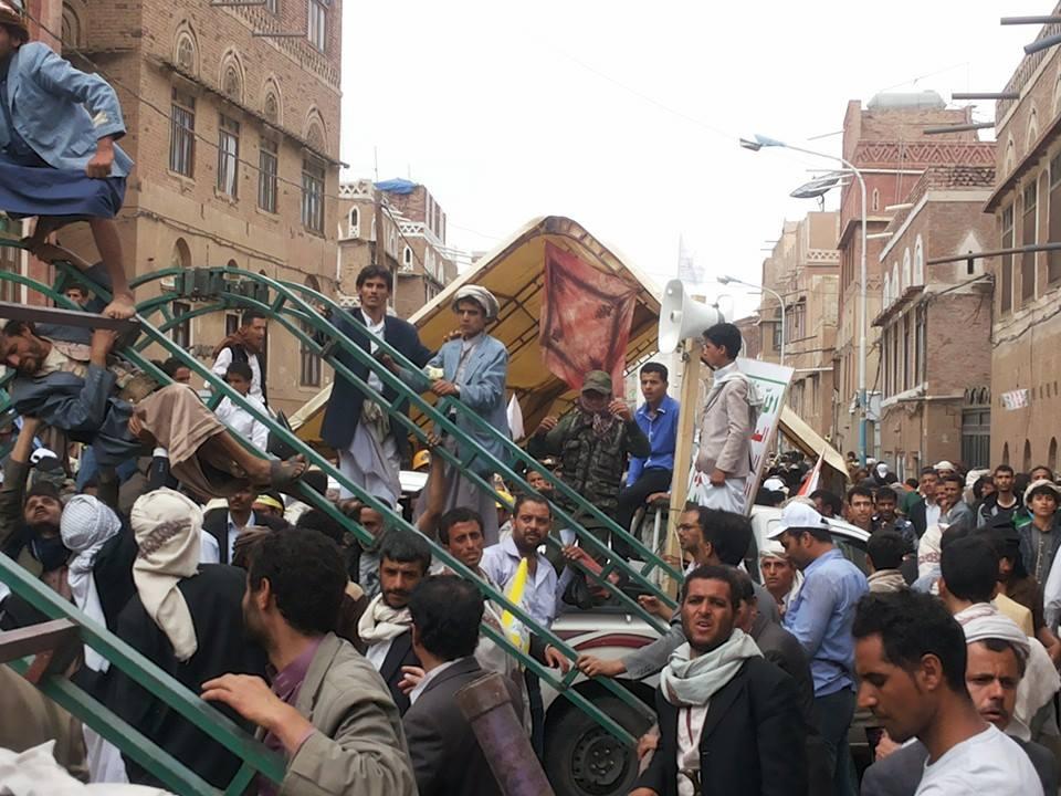حو قرار وزاري بإقالة مدير عام شرطة صنعاء