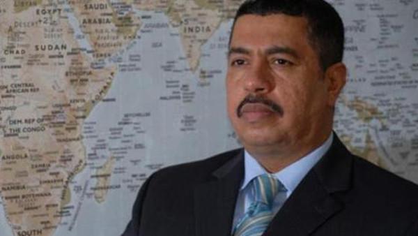 خالد بحاح1 الحوثيون يحصلون على 6 وزارات بينها النفط