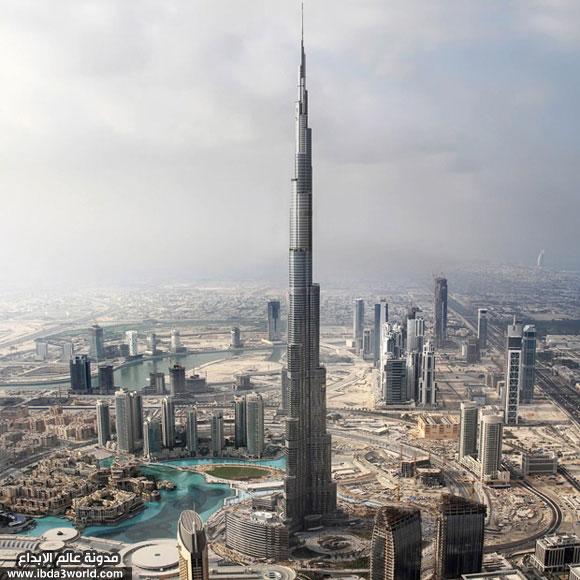 دبي دبي تدشن أعلى برج سكني في العالم!