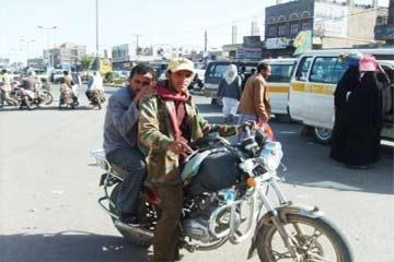 دراجه وزارة الداخلية توجه بمنع حركة الدراجات النارية غير المرقمة في الشوارع والمدن والطرقات