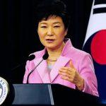 رئيسة كوريا