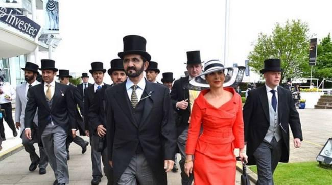راشد حاكم دبي يطلب توظيف 60 ايطالية لمساعدة زوجاته وبناته في التسوق