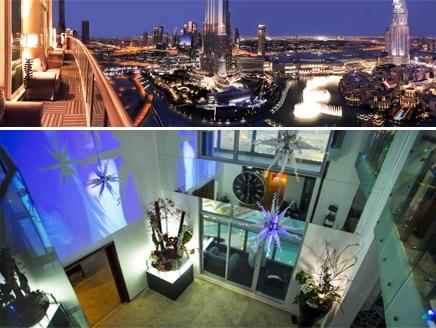 رجل(1) رجل أعمال يستأجر شقة في دبي بـ20 ألف دولار لليلة واحدة