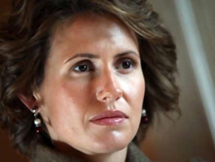 رشا رسالة من رشا الأخرس إلى أسماء الأسد: يا من كنت ابنة عمي