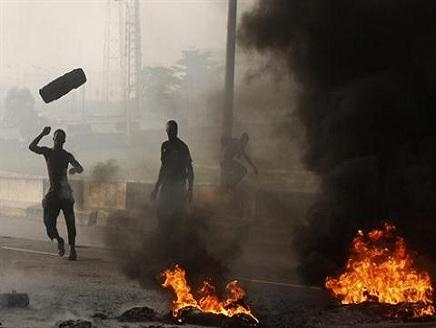 رياضه7 نيجيريا: خلاف بين لاعبين مسيحيين ومسلمين يتحول لـحرقوقتل