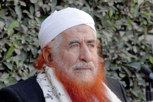 زنداني صحيفة محلية تكشف عن مكان تواجد رجل الدين (عبدالمجيد الزنداني)