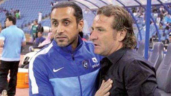 سامي الجابر سامي الجابر يعلن: كارينيو مدرباً للعربي القطري