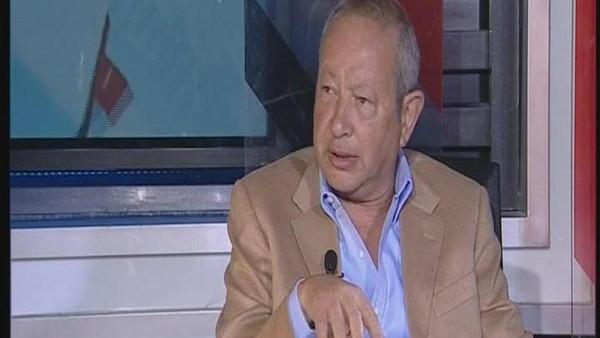 سا ساويرس: المشاركة الكثيفة بالاستفتاء تزكية للسيسي