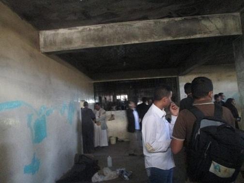 سجن سجون علي محسن السرية تتحول إلى مزار شعبي في صنعاء